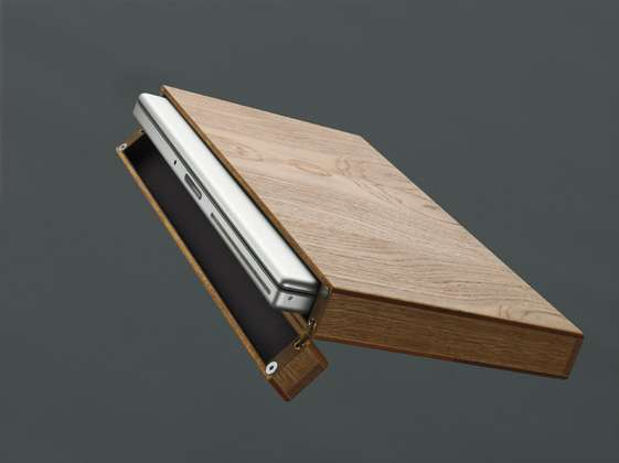 Wooden Laptop Cases