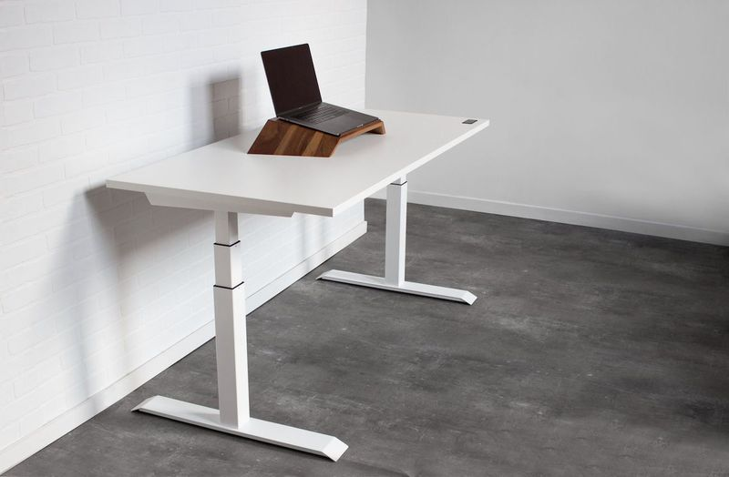 Stress-Relieving Computer Stands