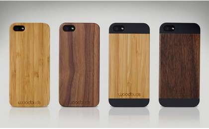 All Wood Iphone Case