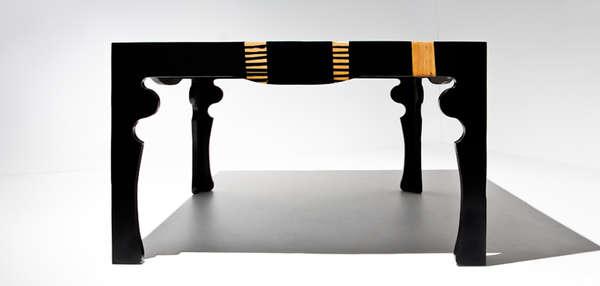 Carpentry Off-Cut Furniture