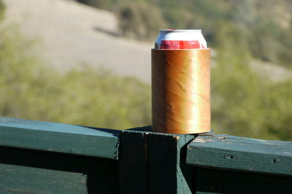 Lavish Timber Drink Sleeves