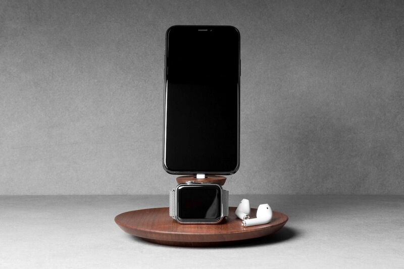 Handcrafted Technology Charging Stands