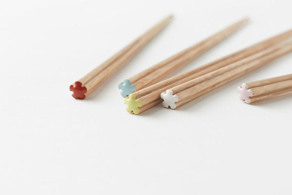 Radicalized Wooden Chopsticks