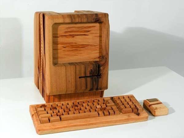 Wooden Computers