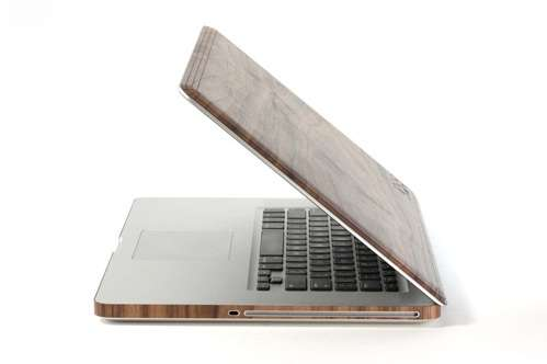 Customized Wooden Laptop Covers