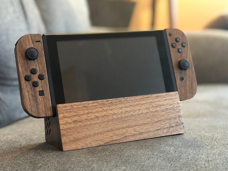 Handcrafted Timber Console Docks