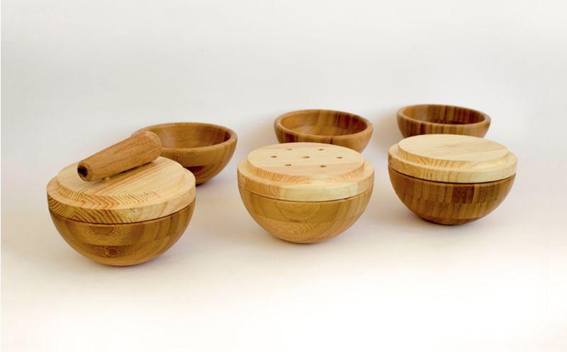 Versatile Wooden Packaging