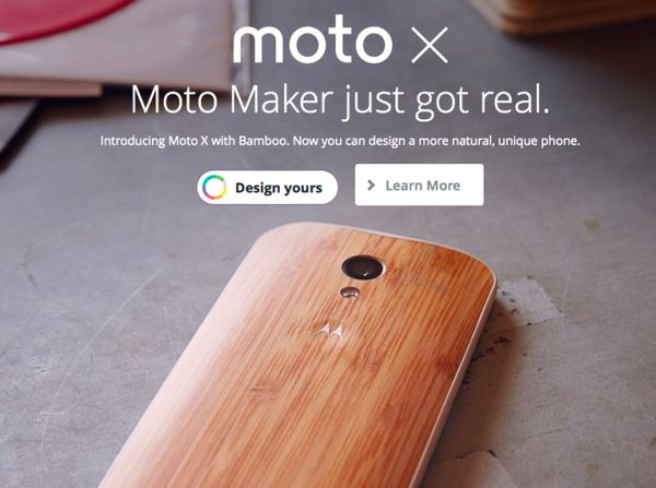 Custom-Made Wooden Phones