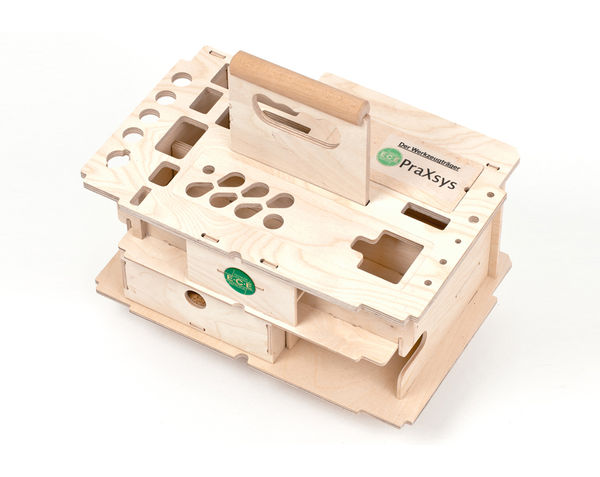 Diy Puzzle Like Toolboxes Wooden Toolbox