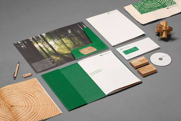 Lumber-Centric Corporate Branding