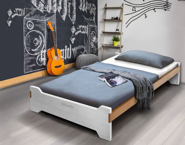 Modifiable Montessori-Inspired Bed Frames
