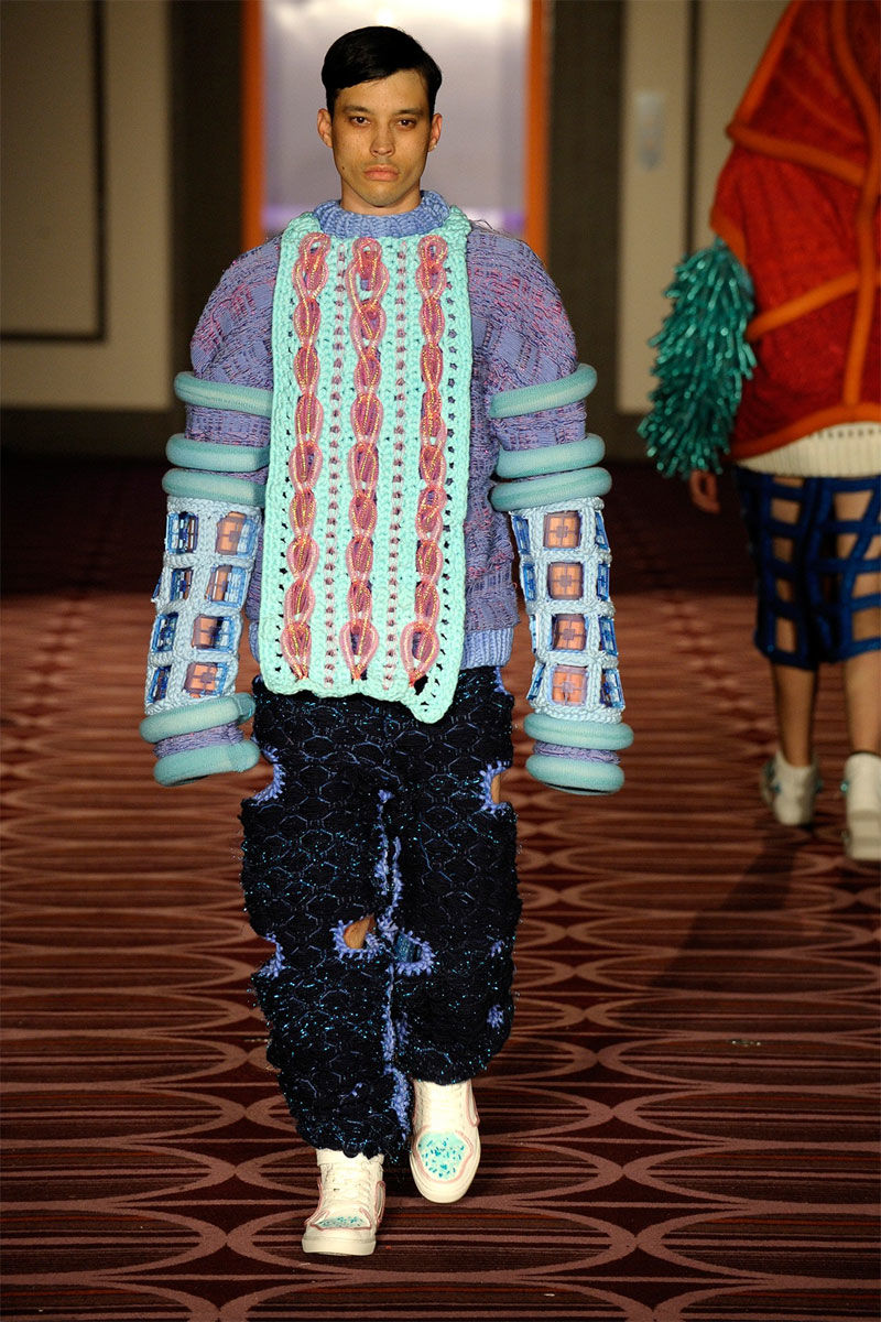 Whimsical Wool Runways
