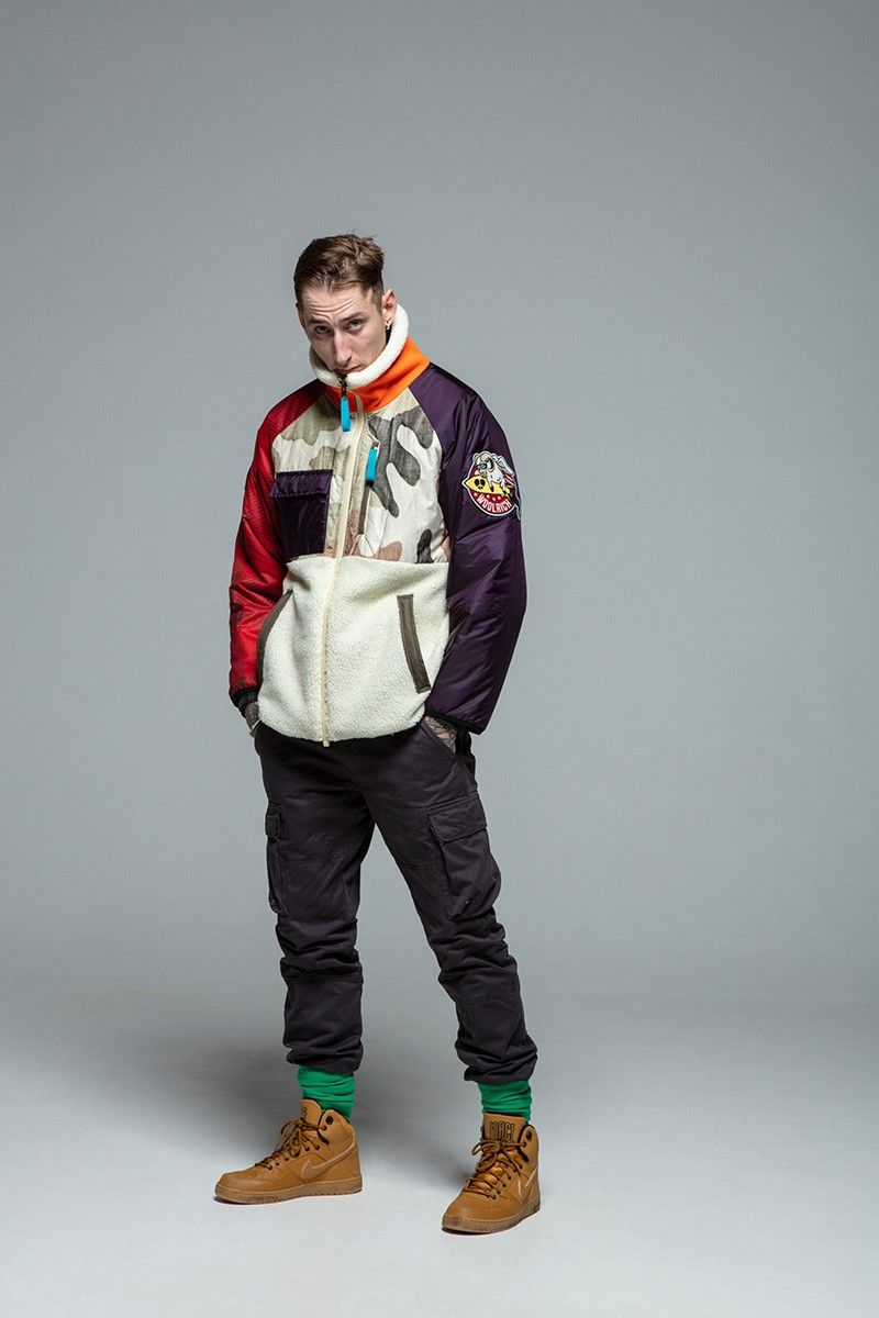 Organic Sustainable Outerwear - Woolrich and Griffin Join Forces on a new Collection for FW19 (TrendHunter.com)