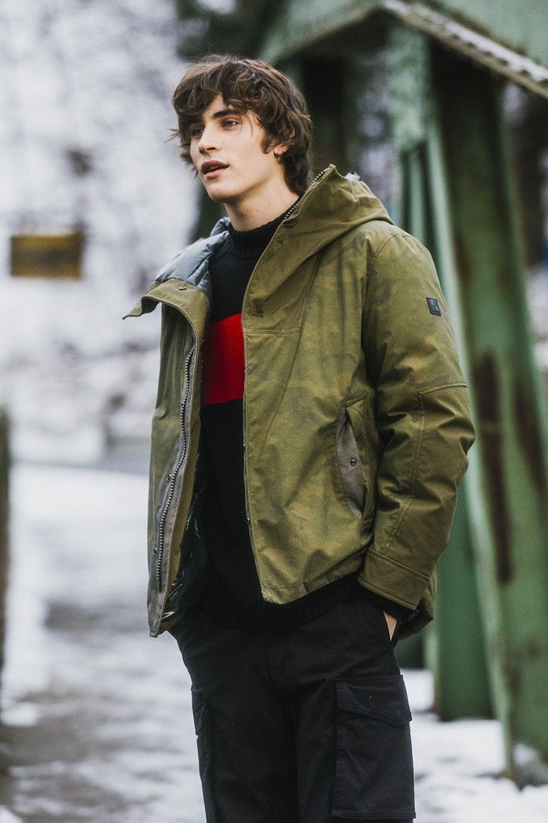 Heritage-Inspired Technical Outerwear