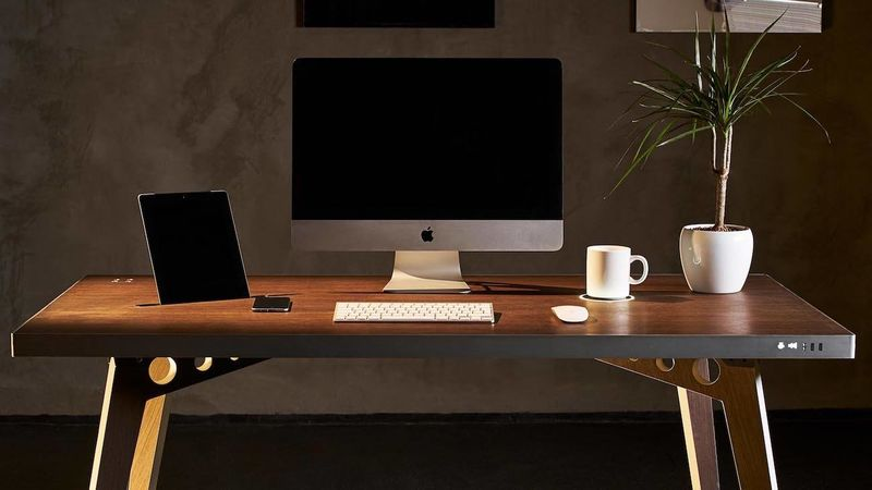 Tech Infused Work Desks