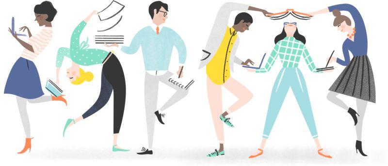 Flexible Career Platforms