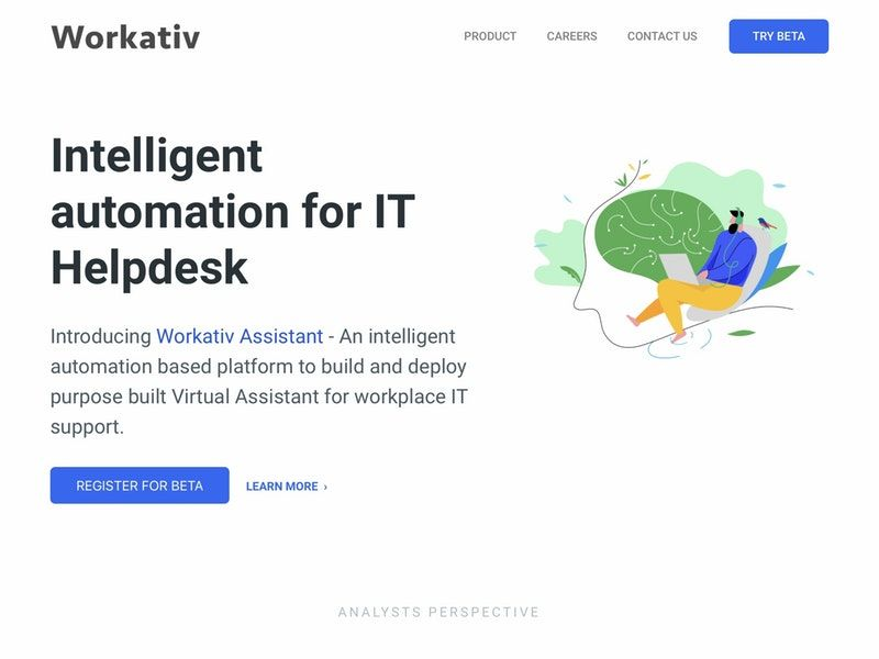 Intelligent IT Automation Solutions