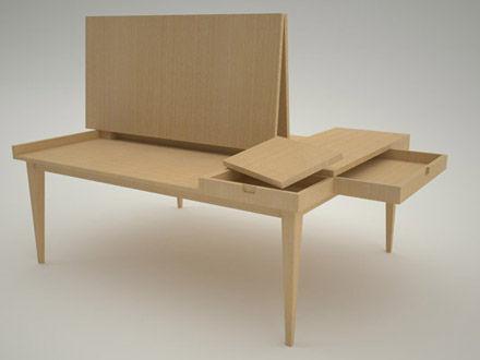 Transforming Desk Tables