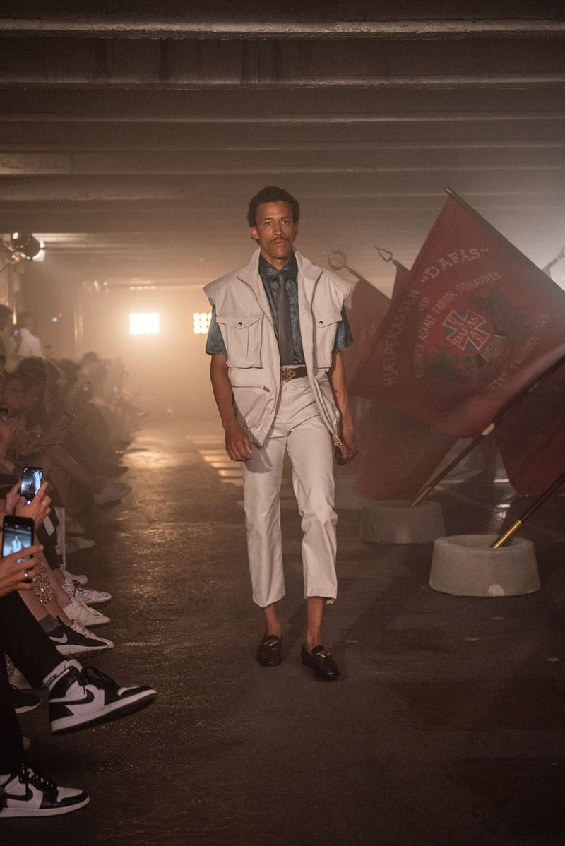 Working Class-Inspired Fashion