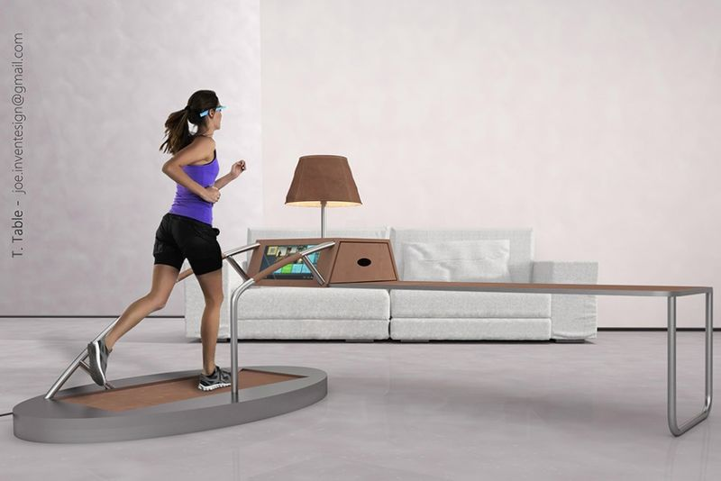 Cardio Workout Desks
