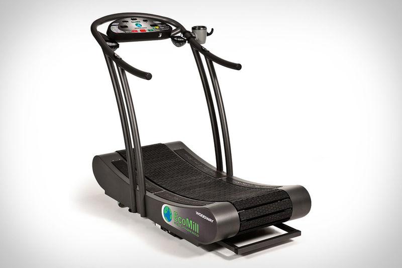 Electricity-Free Treadmills