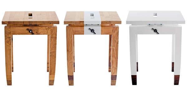 Modernized Studio Bench Furniture