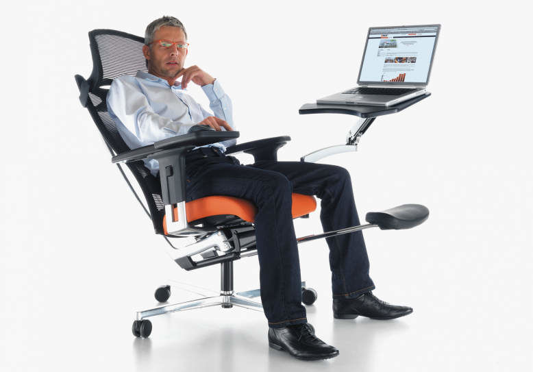 All-in-One Workplace Chairs