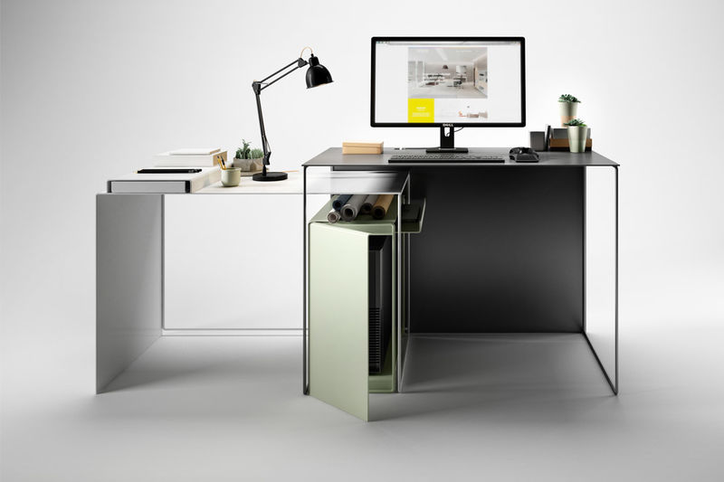 Multi-Position Office Desks