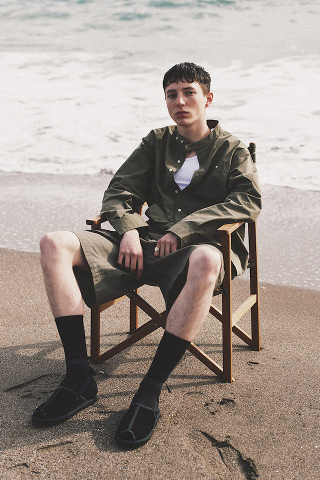 Military-Inspired Contemporary Collections