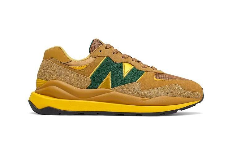 Workwear-Themed Mustard Tonal Shoes