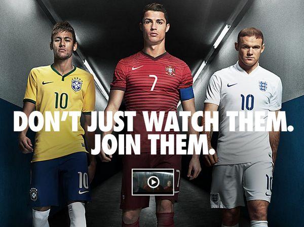 Motivational World Cup Ads