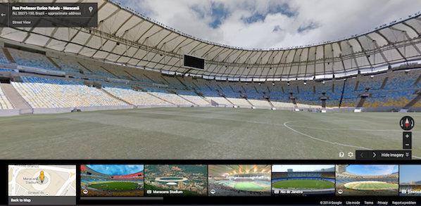 Virtual Stadium Tours