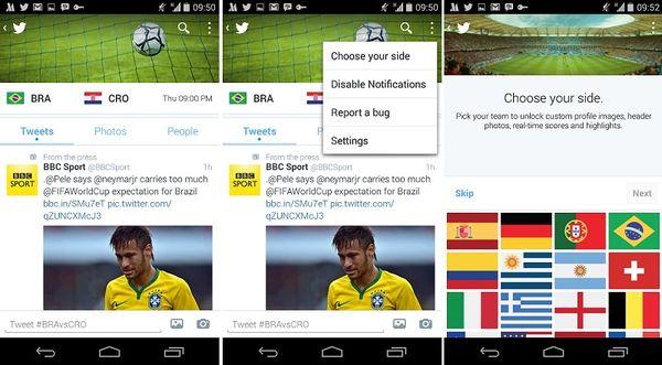 Sporty Social Media Updates