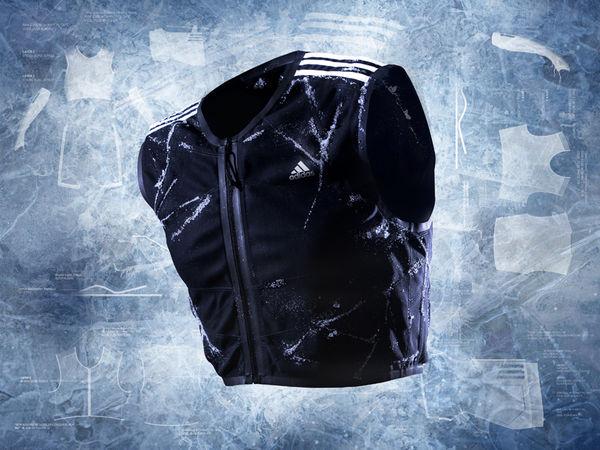 Chilling Soccer Vests