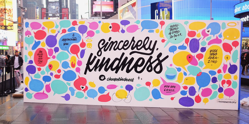 Research-Celebrating Kindness Walls