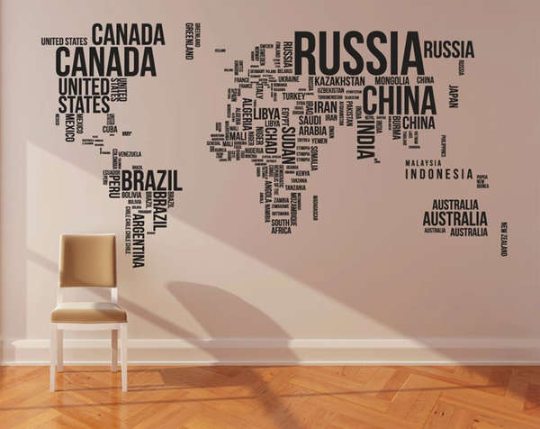 World Map Wall Paper word-made map wallpapers : world map wallpaper