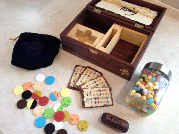 Candy-Filled Wizard Games