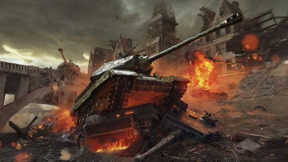 VR Tank Video Games