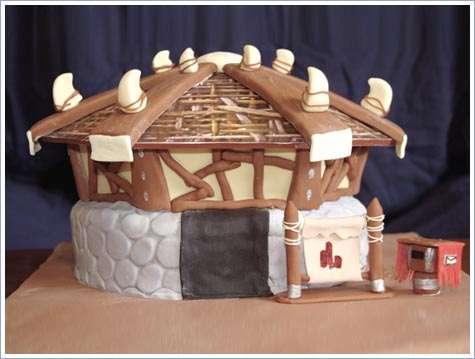 'World of Warcraft' Cakes