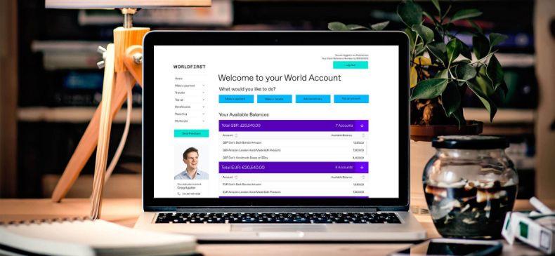 Global Finance-Monitoring Accounts