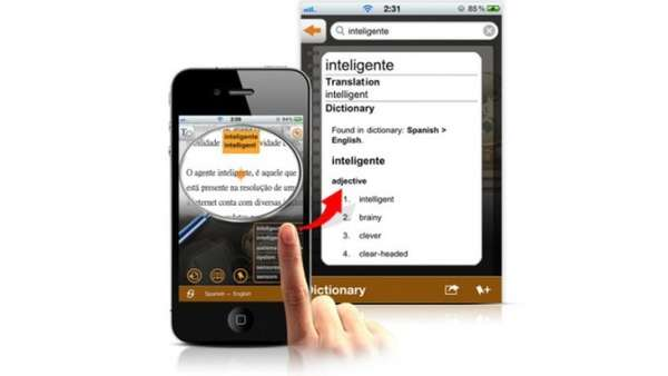 Smartphone Interpreter Apps