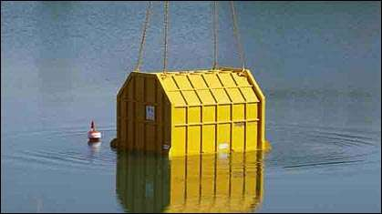 World's 1st Self-Sustaining Underwater Habitat