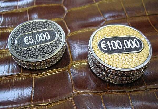 $7.5 Million Poker Chips