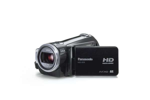 World's Smallest Camcorder by Panasonic