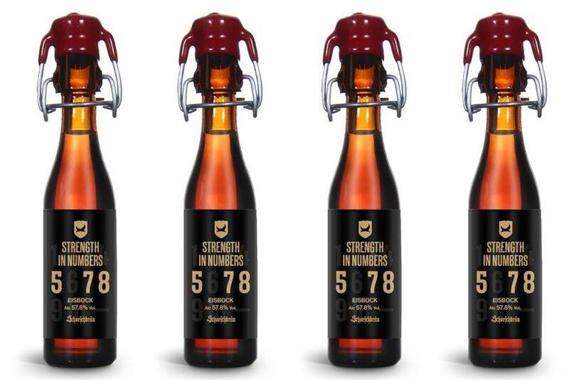 Super-Strength Craft Beers