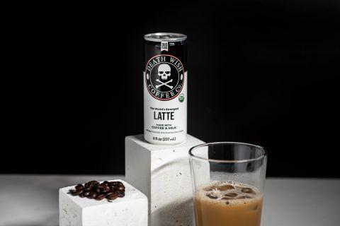 Triple-Caffeine Canned Coffees