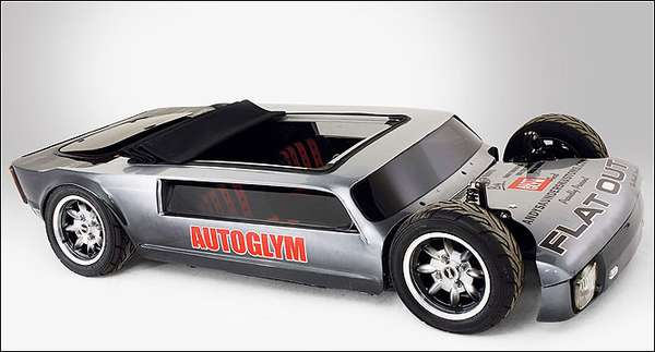 $350,000 Bizarre Cars