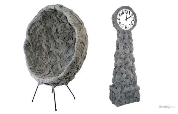 Lint-Like Furniture