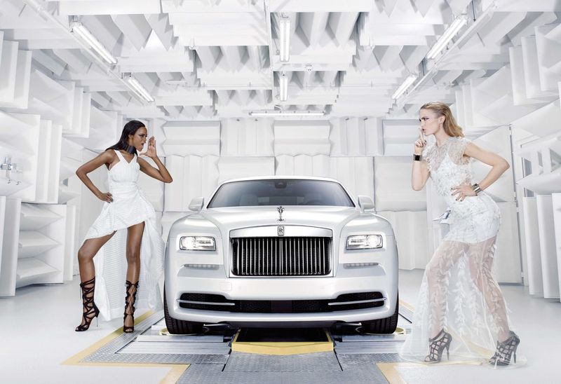 Haute Couture Cars
