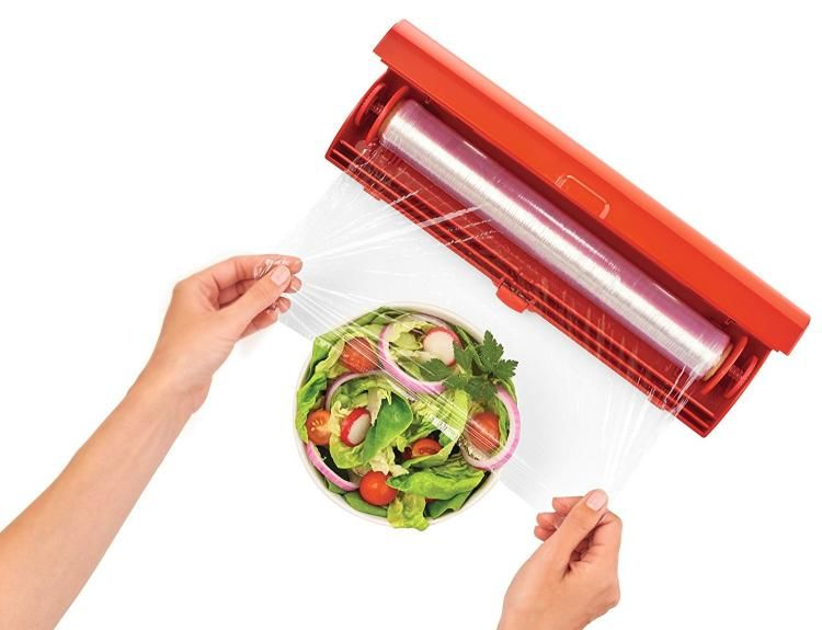 Tangle-Free Plastic Wrap Holders